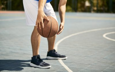 The Five Most Common Types of Injuries Associated with Basketball
